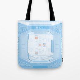 Airlock - Alien (1979) Tote Bag