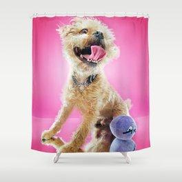 Super Pets Series 1 - Super Cosmo Shower Curtain