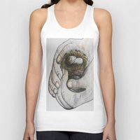 gift card Tank Tops featuring God's Greatest Gift by EloiseArt