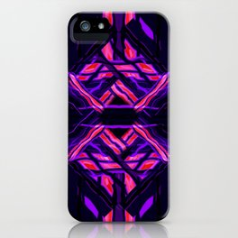 Exotic Visual Aesthetic Art V.3 iPhone Case
