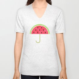 Juicy Umbrella Unisex V-Neck