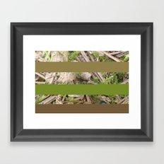 crash_ 14 Framed Art Print