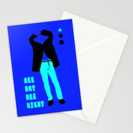 SHINee - All Day All Night Stationery Cards