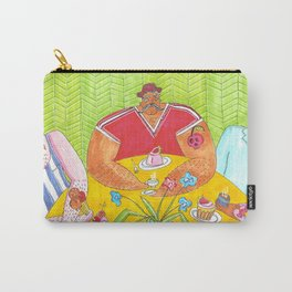 Burly cafe and pastries Carry-All Pouch