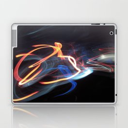 Speed of Light Laptop & iPad Skin
