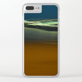 Harbour Lights Clear iPhone Case
