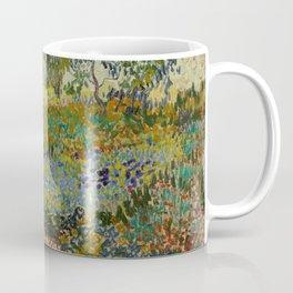 Garden at Arles Coffee Mug
