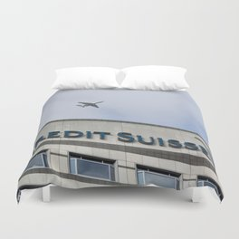 Credit Suisse Cabot Square  Duvet Cover