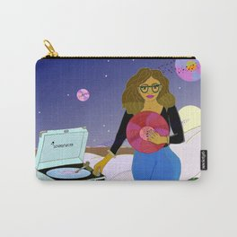 Midnight Records Carry-All Pouch