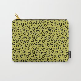 Leopard in gold Carry-All Pouch