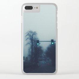 Centralia Clear iPhone Case