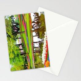 Garden of Europe, Netherlands Stationery Cards