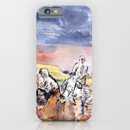 Thomas Hennell - Working in the Fields - Digital Remastered Edition iPhone Case