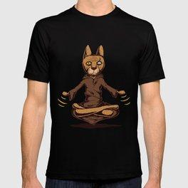 Jedi cat T-shirt