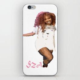SZA iPhone Skin