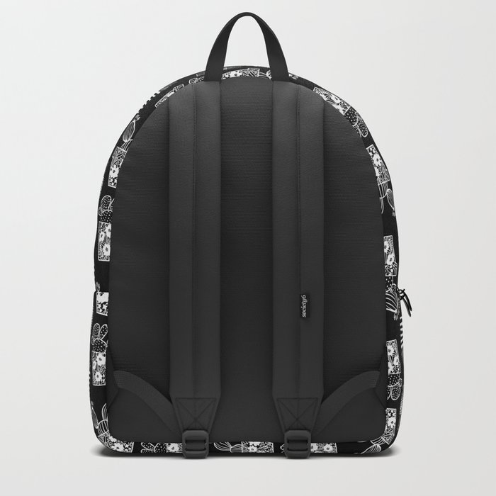 Let's stay home Backpack
