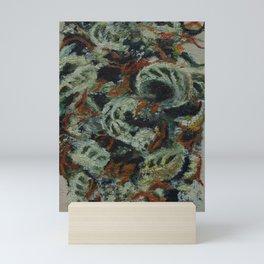 marihuana, cannabis Mini Art Print