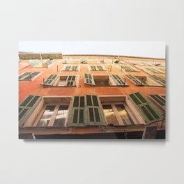 Nice France 5972 Metal Print