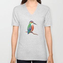 Dicky Bird Unisex V-Neck