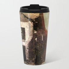 False Sunrise Metal Travel Mug