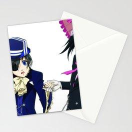 Black Butler Stationery Cards