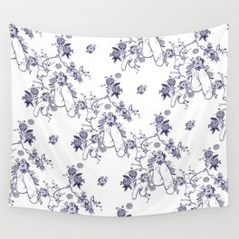 Penis Pattern Wall Tapestry