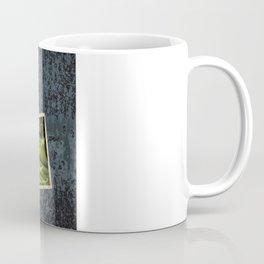 Islamic Republic of Pakistan grunge sticker flag Coffee Mug