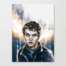 Isaac Lahey Canvas Print