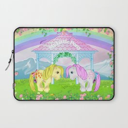 g1 my little pony collector ponies Laptop Sleeve