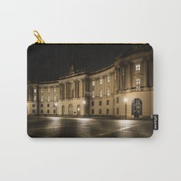 Berlin Humboldt University at Night Carry-All Pouch