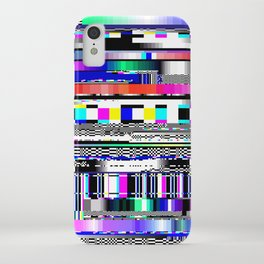 Glitch Ver.1 iPhone Case