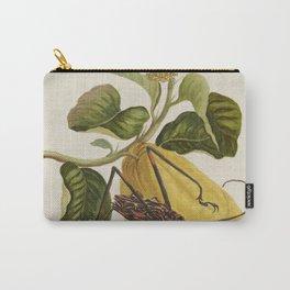 Maria Sibylla Merian Lemon Carry-All Pouch