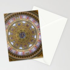 St Stephens Basilica Budapest Stationery Cards