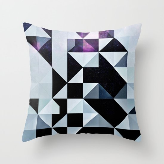Qyxt Throw Pillow