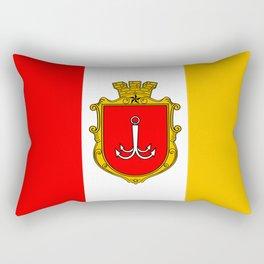 flag of Odessa or odesa Rectangular Pillow