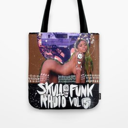 SKULL FUNK RADIO VOL. 5 Tote Bag