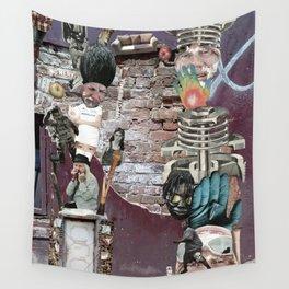 Image Trash Wall Tapestry