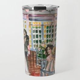 Damon & Madison Travel Mug
