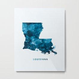 Louisiana Metal Print