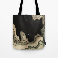 Space Land Tote Bag