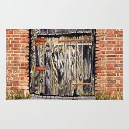 Stable Door Outside Rug