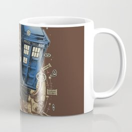 The Doctor?! Coffee Mug