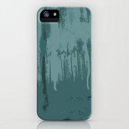 Baffled Sea iPhone Case
