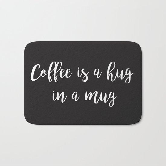 Coffee Bath Mat