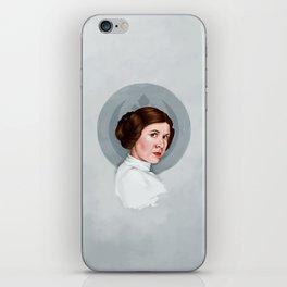 Princess Leia iPhone Skin