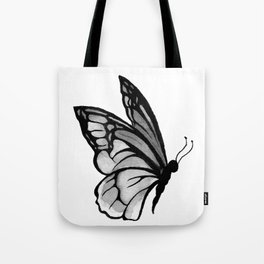 Ink butterfly Tote Bag