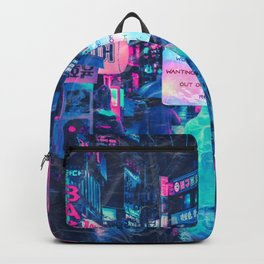 We are all dreamers Backpack