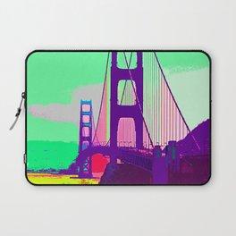 Golden_Gate_Bridge_005 Laptop Sleeve
