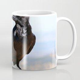 Bryce Canyon Raven Coffee Mug