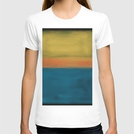 Rothko Inspired #3 T-shirt